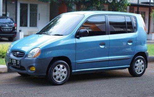 Jual mobil bekas murah Hyundai Atoz G 2007 di Jawa Barat