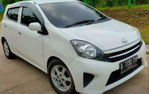 Dijual mobil bekas Toyota Agya E, Banten
