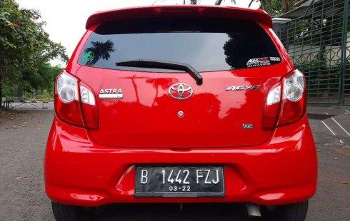 Mobil Toyota Agya 2017 G terbaik di DKI Jakarta