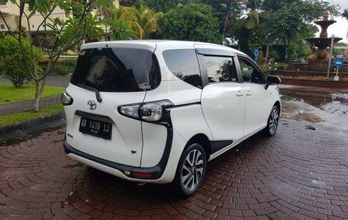 Jual mobil Toyota Sienta V 2018 terbaik, DIY Yogyakarta