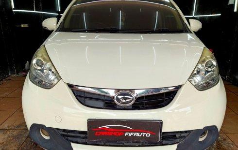Dijual Cepat Daihatsu Sirion D DELUXE 2012 Putih, DKI Jakarta