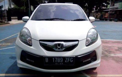 Jual Mobil Bekas Honda Brio E Automatic 2012 di DKI Jakarta