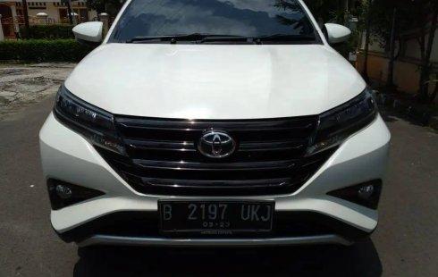 Jual Mobil Bekas Toyota Rush G 2018 di DKI Jakarta