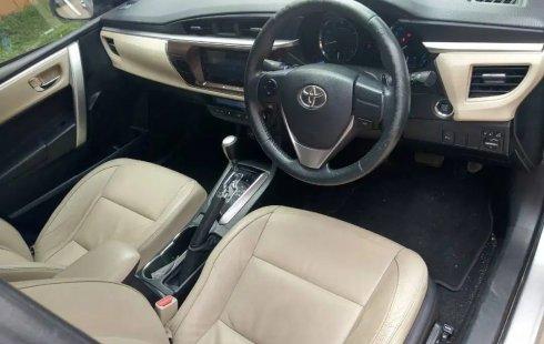 Jual Cepat Toyota Corolla Altis V AT 2014 di DKI Jakarta