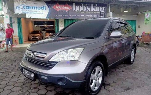 Jual Cepat Honda CR-V 2.0 AT 2007 di Bekasi
