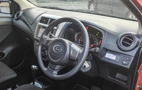 Jual Mobil Bekas Daihatsu Ayla R 2018 di DKI Jakarta