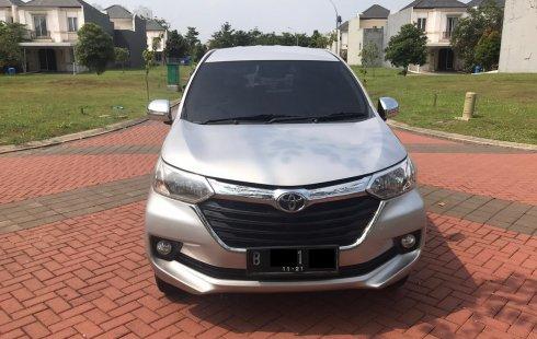Jual Mobil Bekas Toyota Avanza 1.3 G AT 2016 di Tangerang Selatan