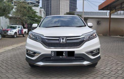 Jual Mobil Bekas Honda CR-V 2.4 Prestige 2016 di Tangerang Selatan