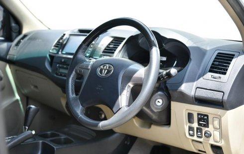 Jual Mobil Bekas Toyota Fortuner G 2015 di DKI Jakarta