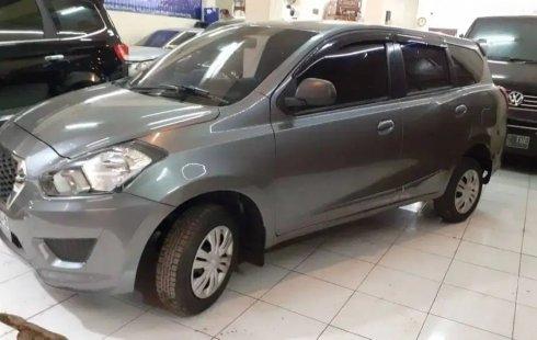 Jual Mobil Bekas Datsun GO+ Panca T-OPTION 2015 di DKI Jakarta