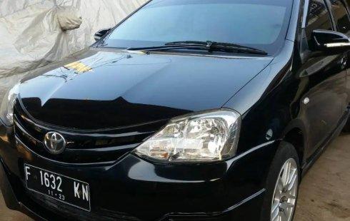Jual Mobil Bekas Toyota Etios Valco G 2013 di DKI Jakarta