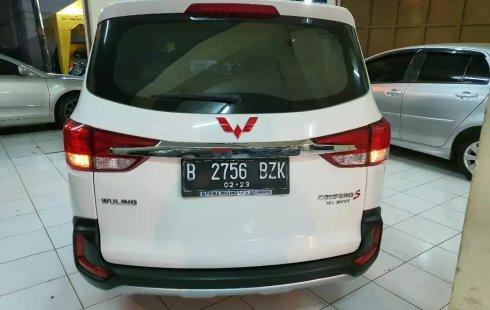 Jual Mobil Bekas Wuling Confero S Luxury 2017 di DKI Jakarta