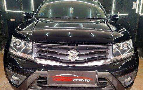 Jual mobil Suzuki Grand Vitara 2.4 AT 2014 Hitam, DKI Jakarta