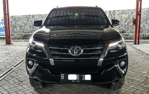 Dijual cepat Toyota Fortuner VRZ 2017 bekas, DKI Jakarta