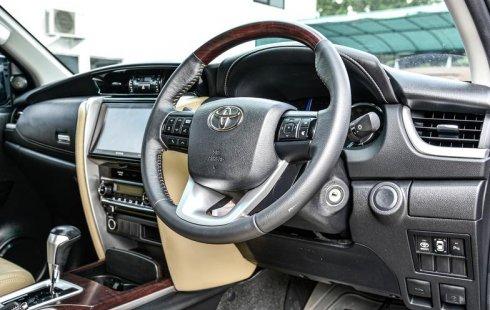 Dijual cepat Toyota Fortuner G 2016 bekas, DKI Jakarta