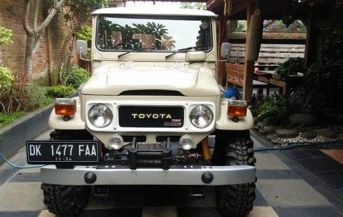 Dijual mobil Toyota Hardtop FJ40 Swap 13BT Turbo Diesel 1980, DIY Yogyakarta