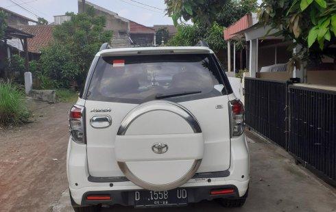 Jual Cepat Toyota Rush S 2012, Jawa Barat