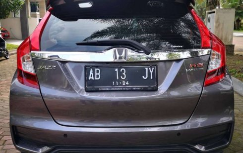Jual Honda Jazz RS 2019 harga murah di DIY Yogyakarta