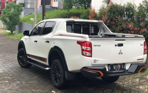Jawa Barat, Mitsubishi Triton 2019 kondisi terawat