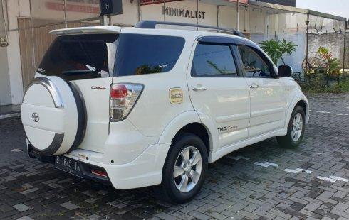 Jual Mobil Toyota Rush TRD Sportivo 2013 Bekas di DIY Yogyakarta