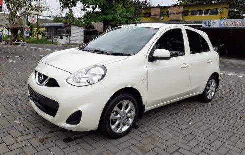 Jual Mobil Nissan March 1.2 Manual 2017 Bekas di DIY Yogyakarta