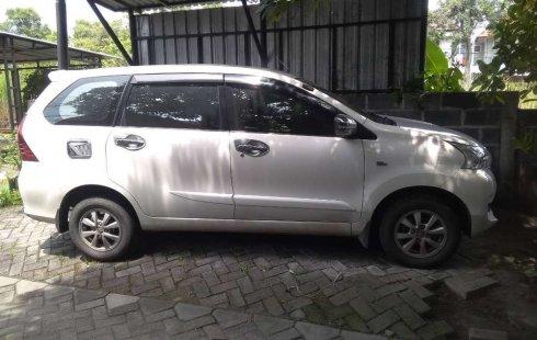 Jual Toyota Avanza G 2016 harga murah di Jawa Timur