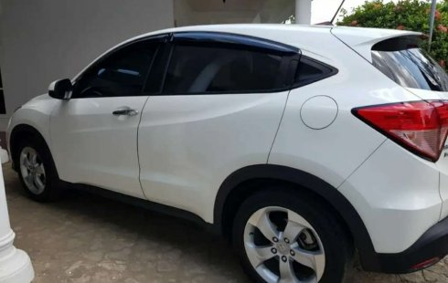 Jual cepat Honda HR-V E CVT 2016 di Lampung