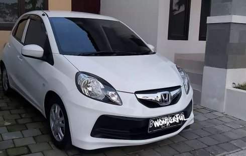 Mobil Honda Brio 2013 E terbaik di DKI Jakarta
