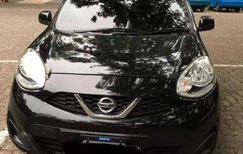 Mobil Nissan March 2014 1.2L terbaik di Banten