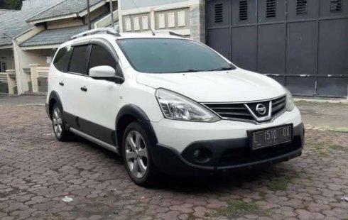 Jual Nissan Grand Livina X-Gear 2014 harga murah di Jawa Timur