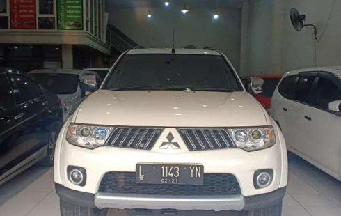 Mobil Mitsubishi Pajero Sport 2009 Exceed dijual, Jawa Timur
