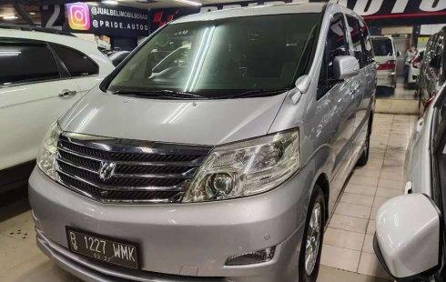 DKI Jakarta, jual mobil Toyota Alphard V 2006 dengan harga terjangkau