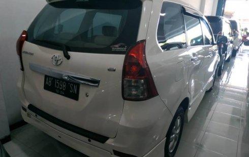 Jual Mobil Toyota Avanza G 2014 Bekas di DIY Yogyakarta