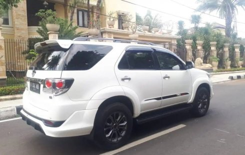 DKI Jakarta, Dijual cepat Toyota Fortuner TRD G Luxury AT 2015