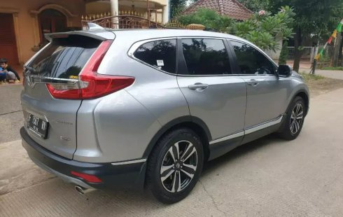 Dijual cepat Honda CR-V Turbo Prestige AT 2018 terbaik, DKI Jakarta