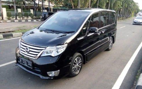 Dijual cepat Nissan Serena Highway Star AT 2015 bekas, DKI Jakarta