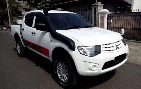 Dijual cepat Mitsubishi Triton HD-X Diesel MT 2014 bekas, DKI Jakarta
