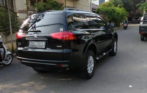 Dijual cepat Mitsubishi Pajero Sport Exceed AT 2009 bekas, DKI Jakarta