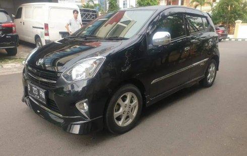 Jual mobil Toyota Agya TRD Sportivo AT 2014 bekas, DKI Jakarta