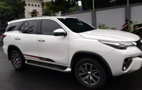 Dijual Cepat Toyota Fortuner VRZ AT 2016 di DKI Jakarta