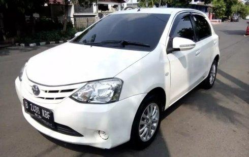Jual Cepat Toyota Etios Valco E MT 2013 di DKI Jakarta