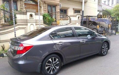 Jual Mobil Honda Civic 1.8 AT 2015 di DKI Jakarta