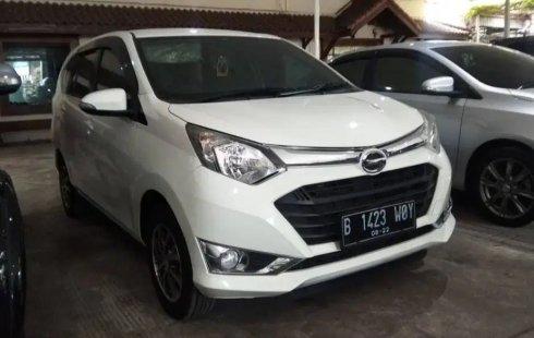 Jual Mobil Daihatsu Sigra R MT 2017 di DKI Jakarta
