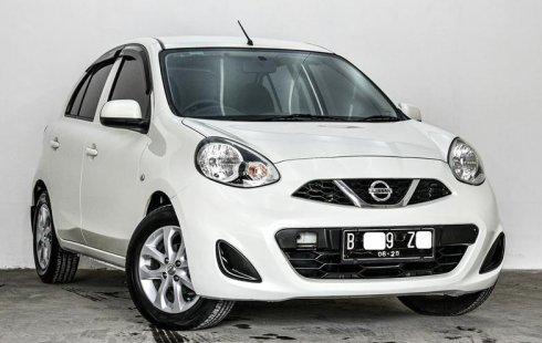 Jual Cepat Nissan March 1.2L 2013 di DKI Jakarta