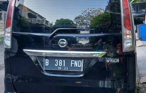 Dijual Cepat Nissan Serena Highway Star AT 2013 di Tangerang