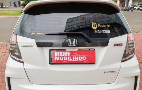 Jual Cepat Honda Jazz RS AT 2013 di Tangerang
