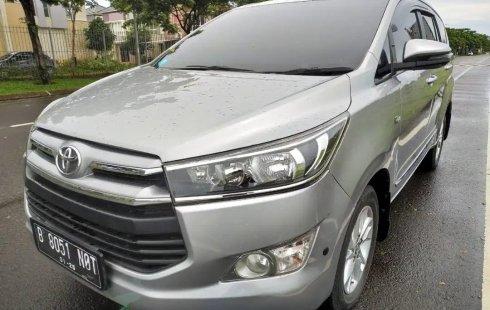 Dijual Mobil Toyota Kijang Innova 2.0 G AT 2017 di Tangerang
