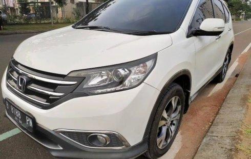 Jual Cepat Honda CR-V 2.4 Prestige AT 2014 di Tangerang
