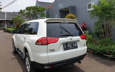 Dijual Cepat Mitsubishi Pajero Sport Dakar AT 2014 di Tangerang