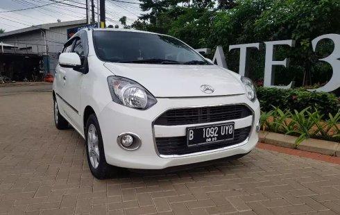 Dijual Mobil Daihatsu Ayla X MT 2015 di Tangerang